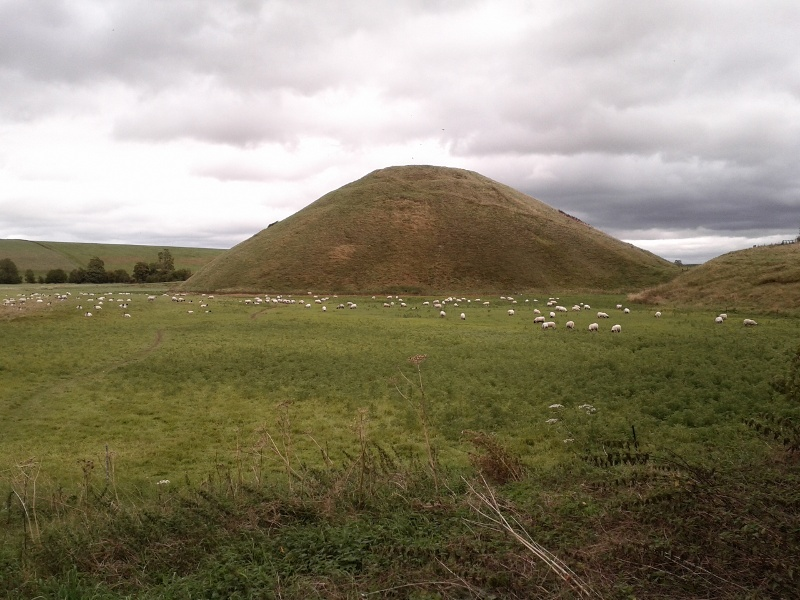 Silbury Hill photo